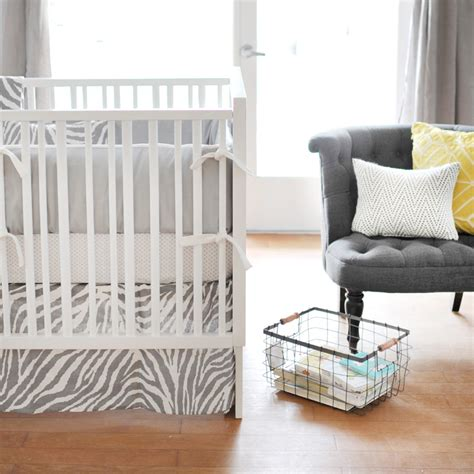 Safari In Gray Crib Bedding Set By New Arrivals Inc Safari Crib Bedding