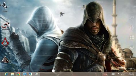 themes for windows 7 assassin creed download gratis tema windows 7 assassin s creed