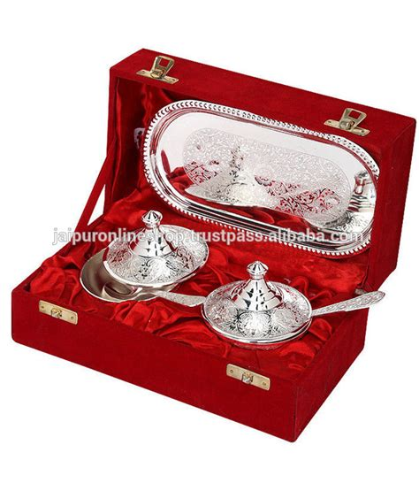 Kitchen Corporate Gifts Gifts Corporate Gifts Silver Bowl Gifts Set
