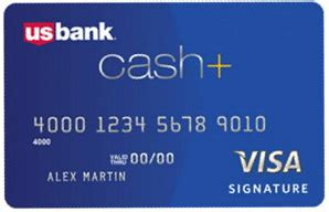 Usbank Visa Gift Card - u s bank cash visa signature card review 5 cash back categories