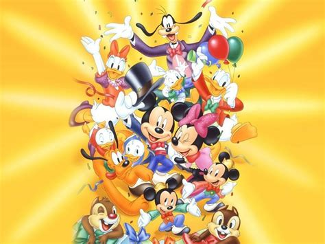 disney wallpaper all characters all disney characters wallpaper