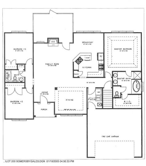 southern housing floor plans 28 southern housing floor plans 1000 images