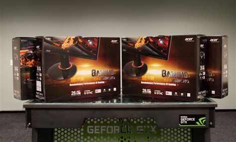 dual monitor desk setup geforce garage cross desk series how to set up multiple