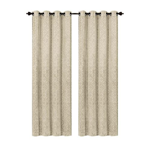 taupe velvet curtains creative home ideas semi opaque matine trellis extra wide