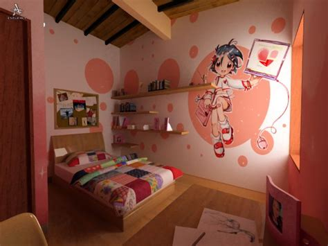 anime bedroom ideas anime girls room kawaii cute pink home decor ideas