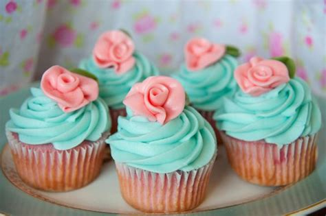 Cupcake Birthday Chubie shabby chic cheeks birthdays cupcake ideas and pretty