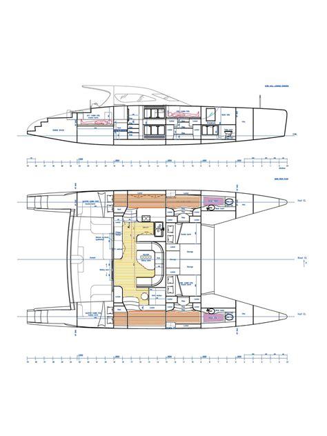 catamaran floor plans catamaran building plans over 5000 house plans