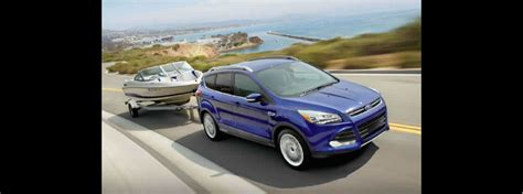 how much can a jeeppass tow 2015 ford escape towing capacity