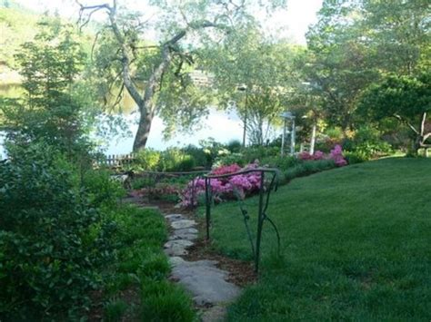 Arbor Garden Colorado From The Back Of The House Next To The Lake Picture Of