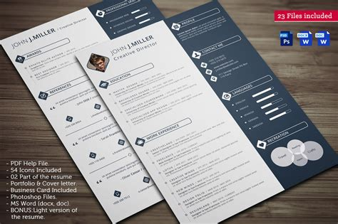 How Much Job Experience On Resume by Cv Resume By Khaledzz9 On Deviantart