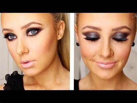 eyeshadow tutorial lauren curtis dark clubbing smokey eye tutorial youtube