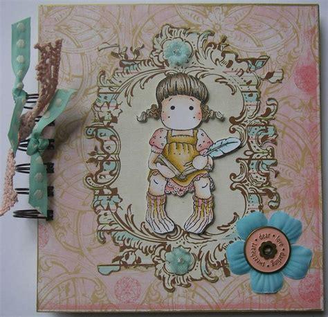 Handmade Scrapbook Albums - ooak handmade journal scrapbook memory album