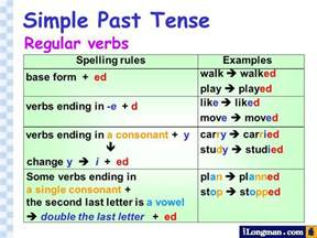 simple past tense chapters 6 7 book 5a new welcome to