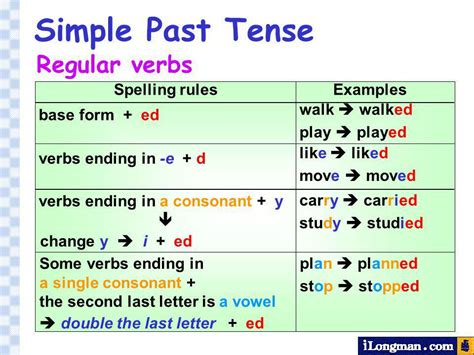 layout verb past tense simple past tense chapters 6 7 book 5a new welcome to
