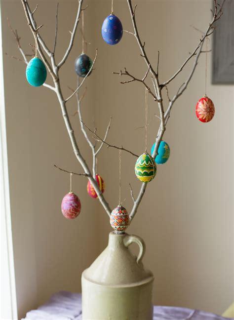 the sitting tree ukrainian pysanky decorate ukrainian pysanky easter eggs