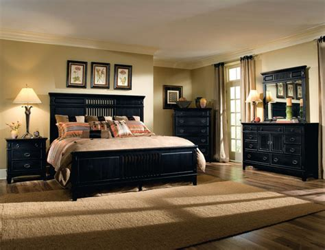 Bedroom With Black Furniture Black Bedroom Furniture Furniture