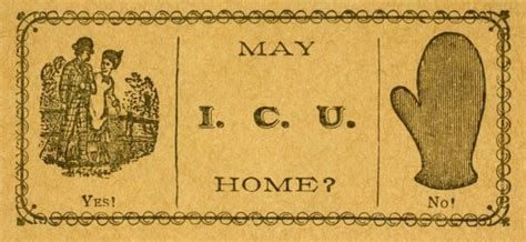 19th Century Calling Card Templates by These 19th Century Line Calling Cards Are Fantastic