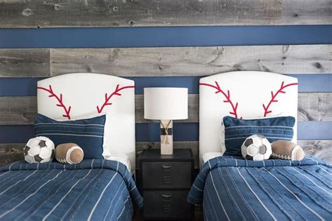 boys twin headboard 25 best ideas about baseball headboard on pinterest