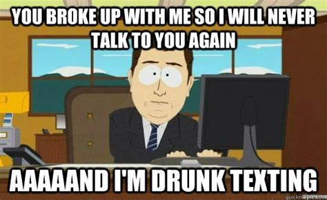 Drunk Texting Meme - nigerian girls are know to do these things after a