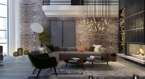 Livingroom Painting Ideas by 5 Living Rooms With Signature Lighting Styles
