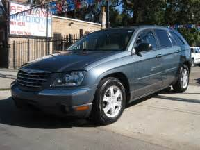 Chrysler Pacifica Awd 2005 Chrysler Pacifica Pictures Cargurus