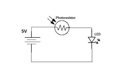 light dependent resistor tutorial how to use a photoresistor or photocell codebender s