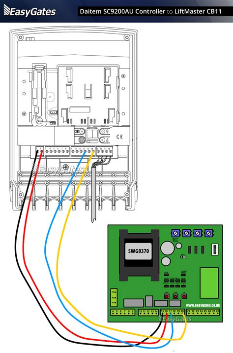 liftmaster wiring diagram liftmaster wiring diagram garage