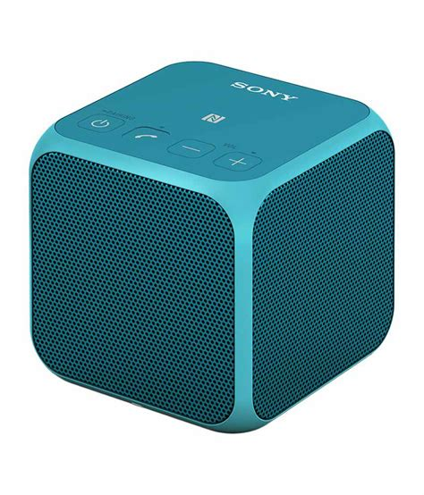 Sony Ultra Portable Bluetooth Speaker Srs X11 buy sony srs x11 ultra portable bluetooth speaker blue at best price in india snapdeal