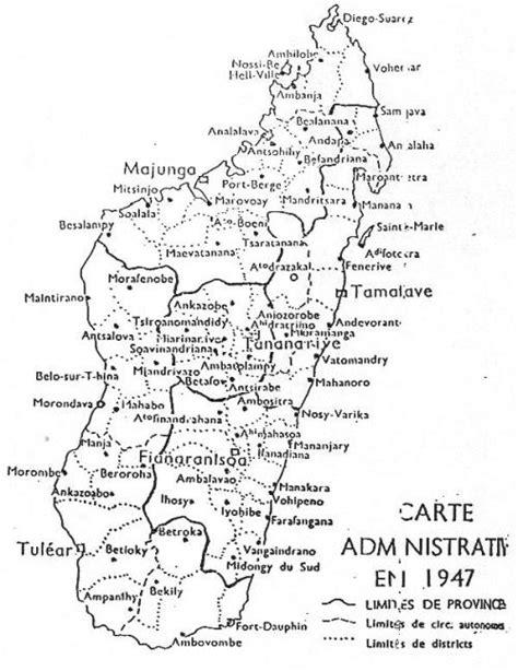 Madagascar 1947 : révolution contre le colonialisme