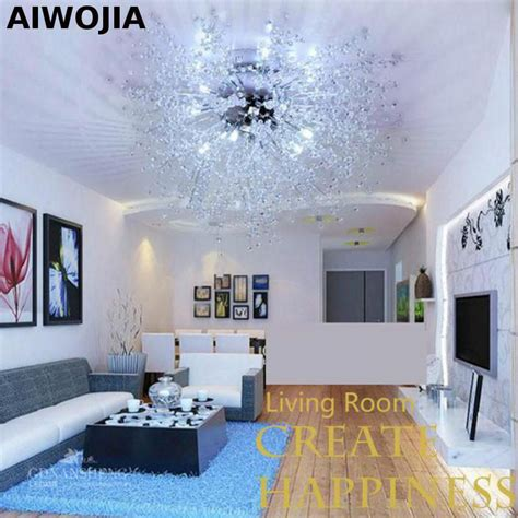 Lu Led Plafon modern white led ceiling lights for living room luminarias para sala plafon led ceiling