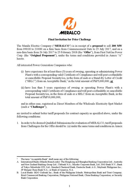 authorization letter to use meralco bill authorization letter to use meralco bill 28 images