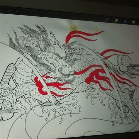 japanese tattoo kirin qilin chinese mythical creature tattoo inspirations