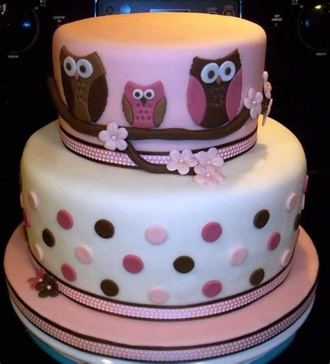 Baby Shower Owl Cake by Owl Baby Shower Cake Baby Shower