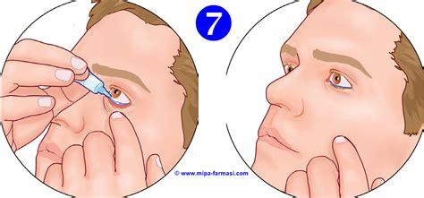 Obat Tetes Mata Care cara menggunakan salep mata dengan benar pharmacy care