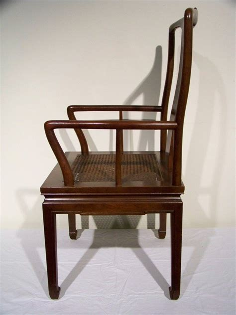 295 8 modern henredon chippendale cain chairs