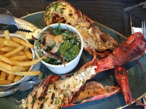 Covent Garden Lobster by Steak Picture Of Steak Lobster Bloomsbury