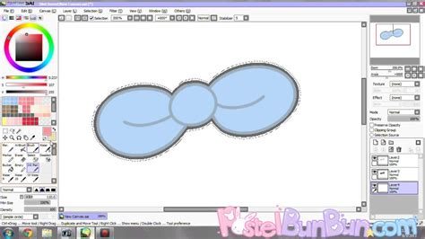 paint tool sai how to change background color how to make a outline around your drawings on paint tool
