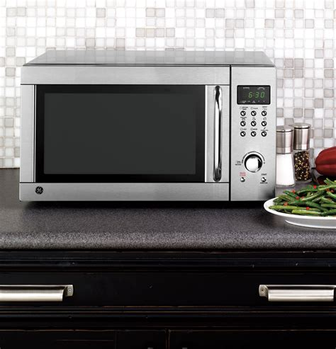 Ge Countertop Microwave Oven by Jes1344sk Ge 174 1 3 Cu Ft Countertop Microwave Oven
