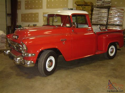 short bed truck 1957 gmc short bed pickup
