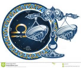 zodiac signs libra stock vector image 56365578