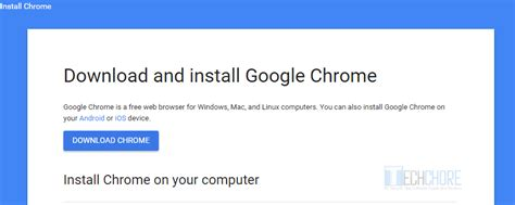 Google Chrome OFFline Installer | Latest Free Download ...