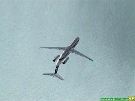 fs2004 cutting corners alaska airlines flight 261