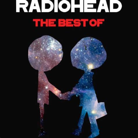 radiohead the best of radiohead the best of album galaxy apron customon