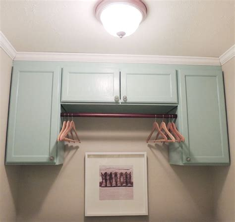 25 best ideas about laundry cabinets on small