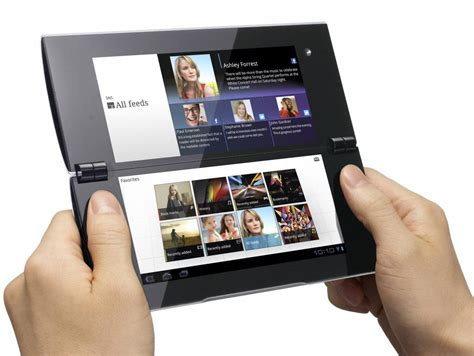 Sony Tablet P sony tablet p gallery android central