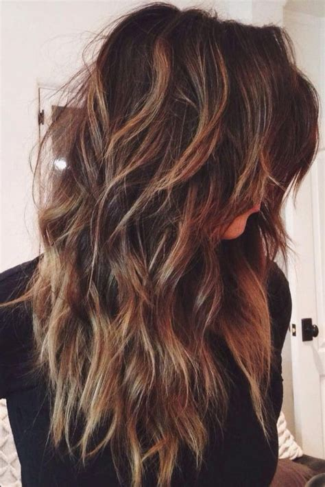 how to highlight layered hair picture of layers with highlights give an additional