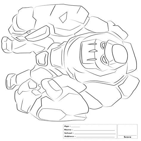 Plantilla De Curriculum Trackid Sp 006 Dibujos Para Colorear Clash Royale Mago De Hielo Barrakuda Info