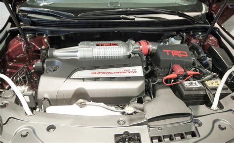 Toyota Camry Supercharger Car And Driver
