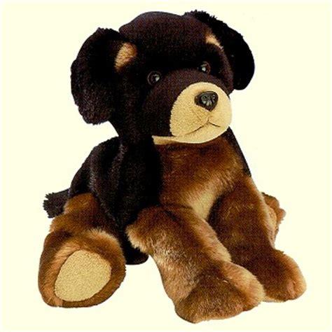rottweiler stuff stuffed plush rottweiler puppy from stuffed ark
