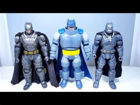 Dc Unlimited Batman Tdkr Frank Miller dc multiverse tdkr armored batman figure review doomsday baf